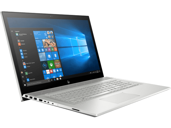 best laptops for trading - HP ENVY - 17-bw0011nr