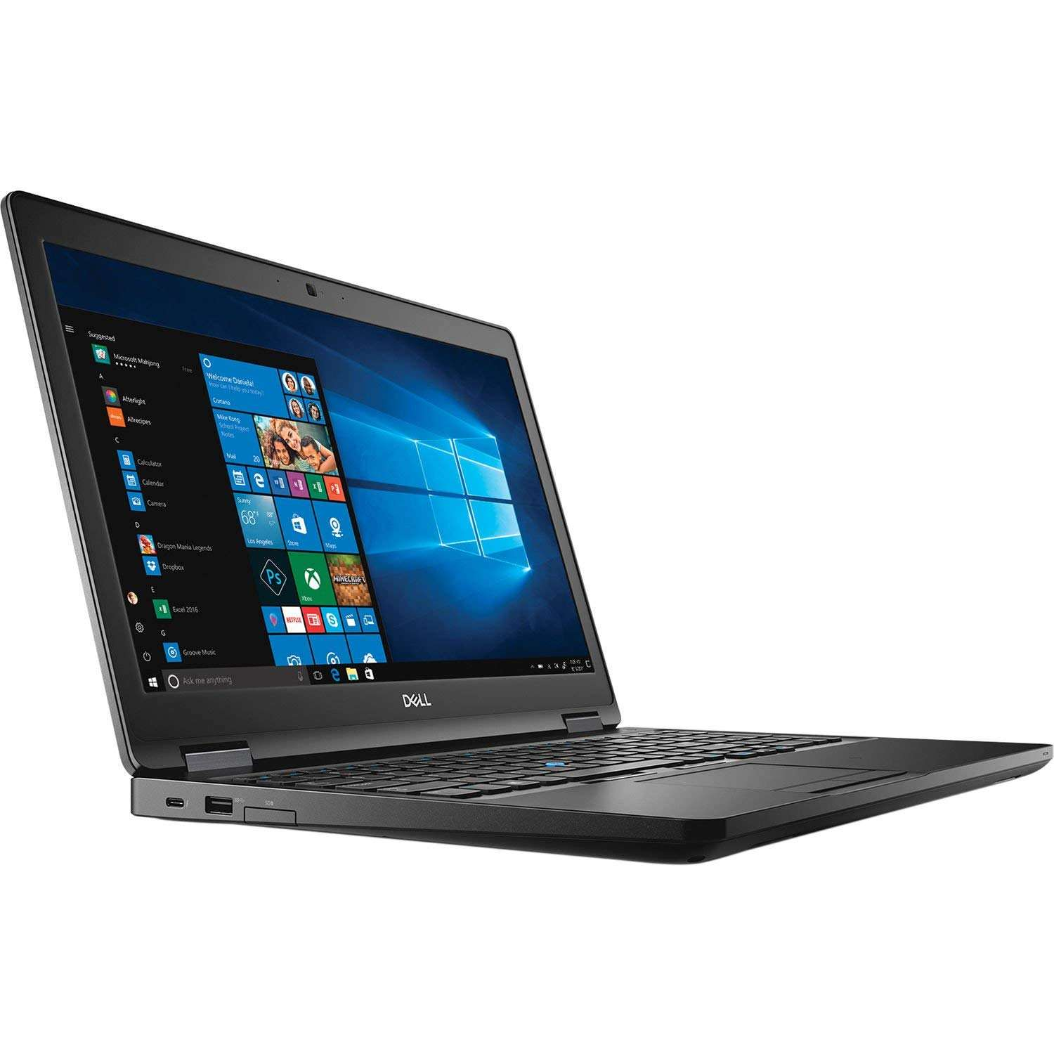 best laptops for trading - New Latitude 5591