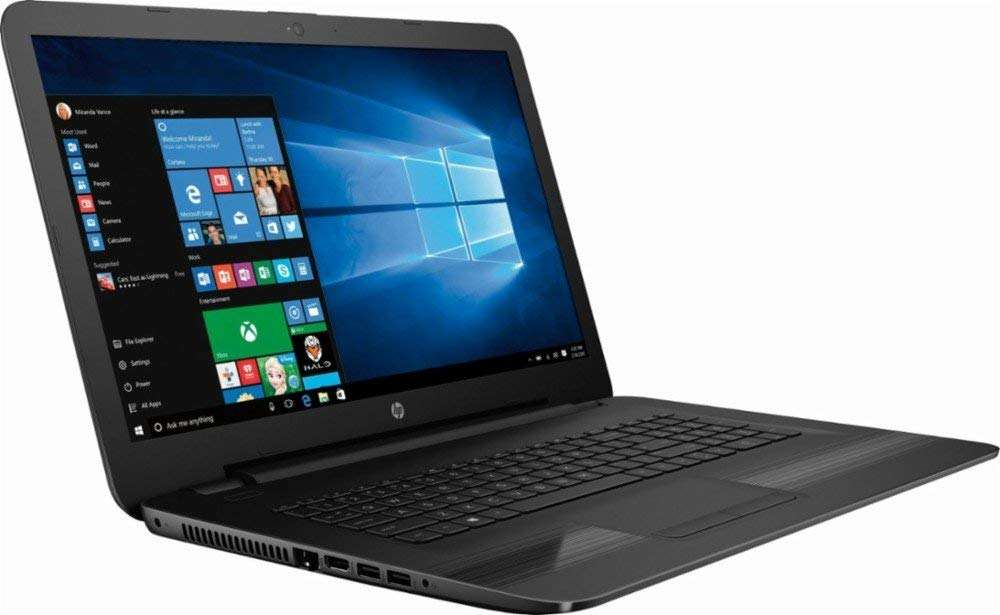 best laptops for trading - 2018 HP 17.3 Inch Flagship Notebook Laptop Computer