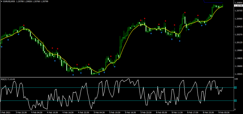 Sedinho Scalper Trading System For MT4