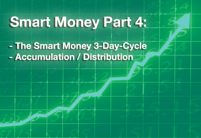 The Smart Money 3-day-cycle
